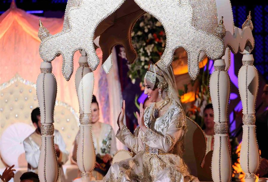 تشكيلة منوعة من العمارية المغربية  الهودج  اشكال العماريات  تجهيزات