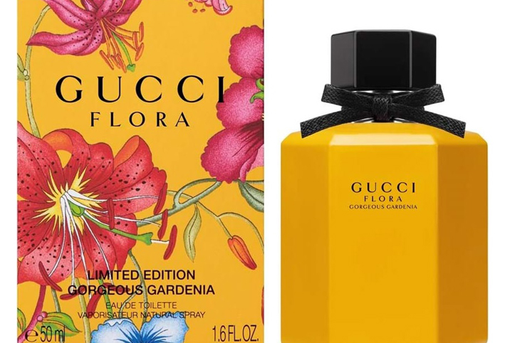 عطرك الجديد من جوتشي Gucci Flora Gorgeous Gardenia Limited Edition 2018