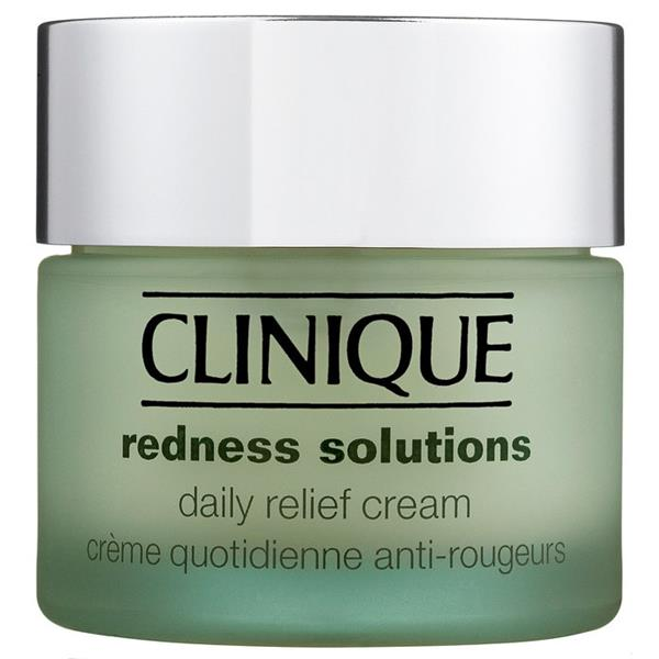 - كريم Clinique Redness Solutions Daily Relief Cre