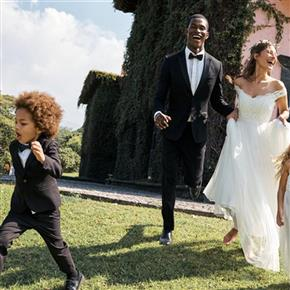 92e767238 كولكشن H&M الجديد من فساتين الزفاف فائقة الجمال وبسعر معقول