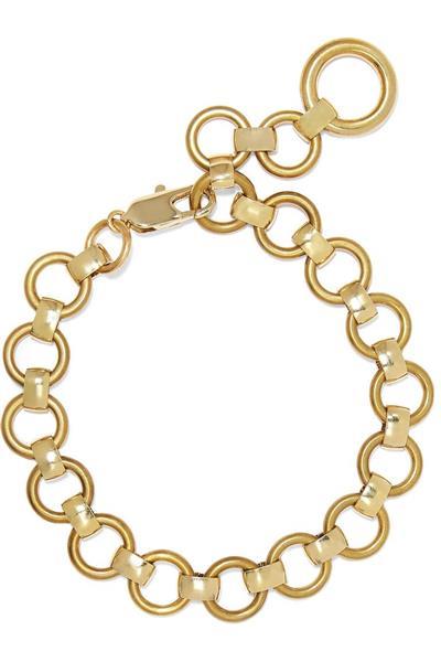 خلخال ذهبي اللون ماركة Laura Lombardi