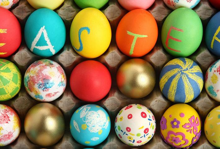 طرق تلوين بيض شم النسيم بألوان طبيعية وصحية من مطبخك الجمال نت